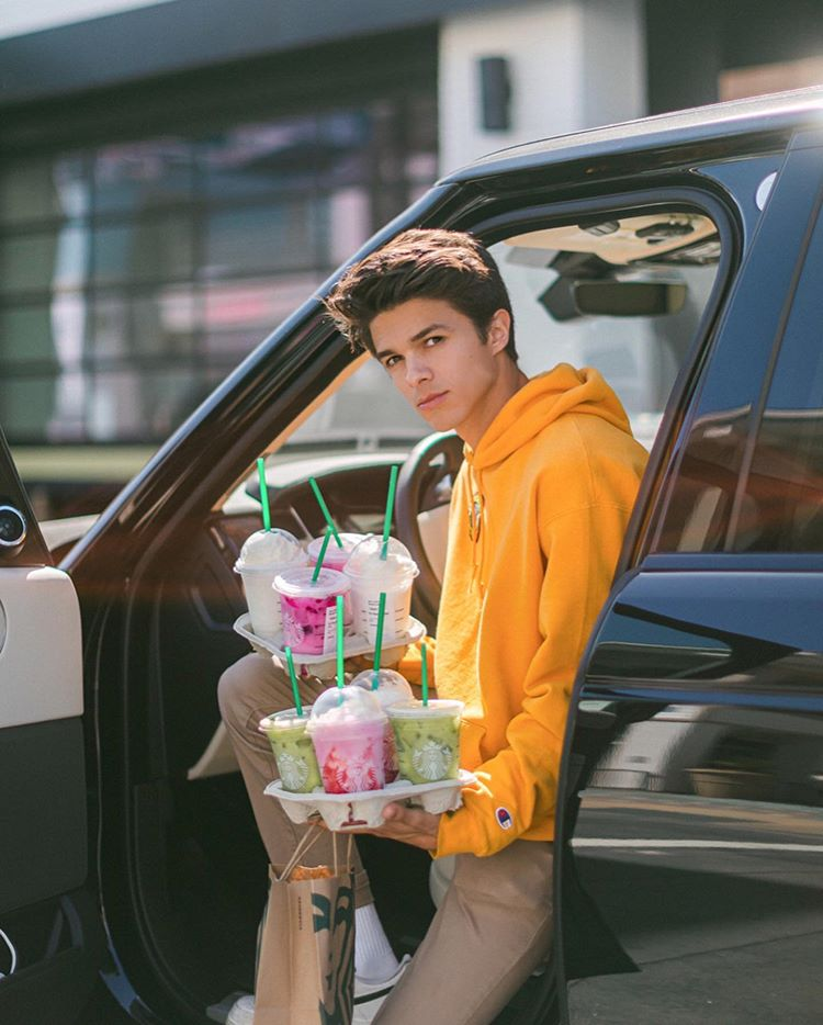 Brent Rivera - Biography, Family, Phone Number, Address. Email, Contact Information