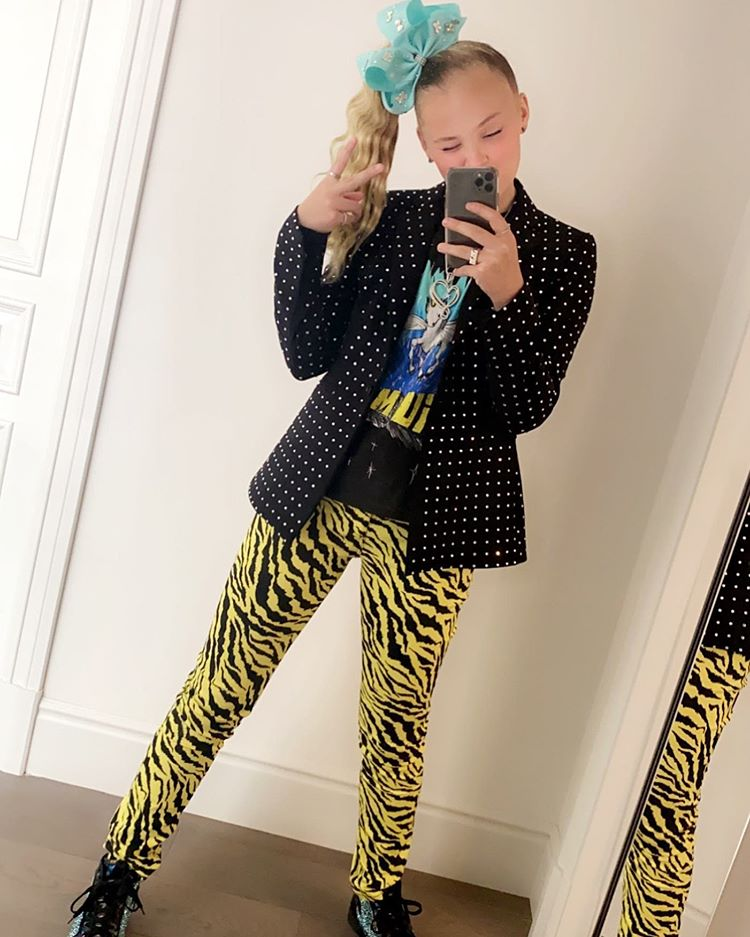 JoJo Siwa - Phone Number, Email, House Address, Biography