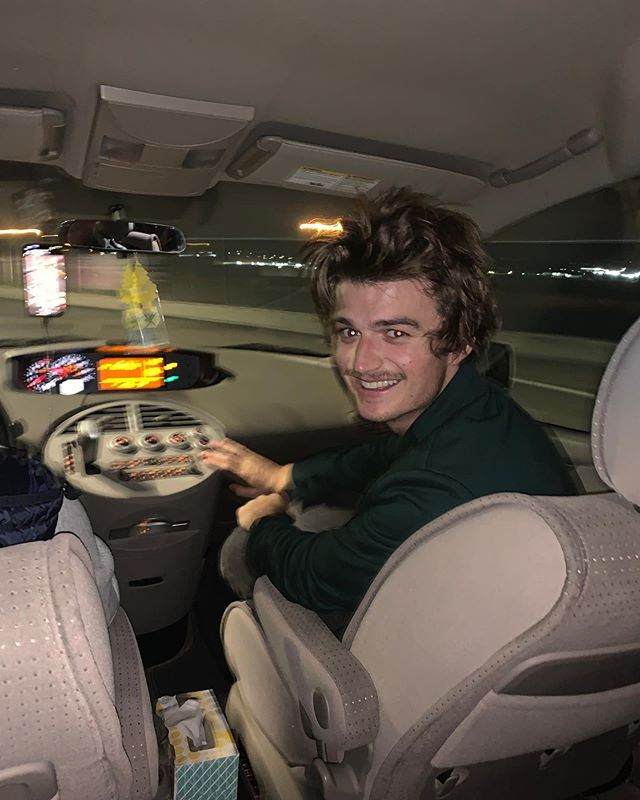Joe Keery - Phone Number, Biography, Wiki, Email, House Address