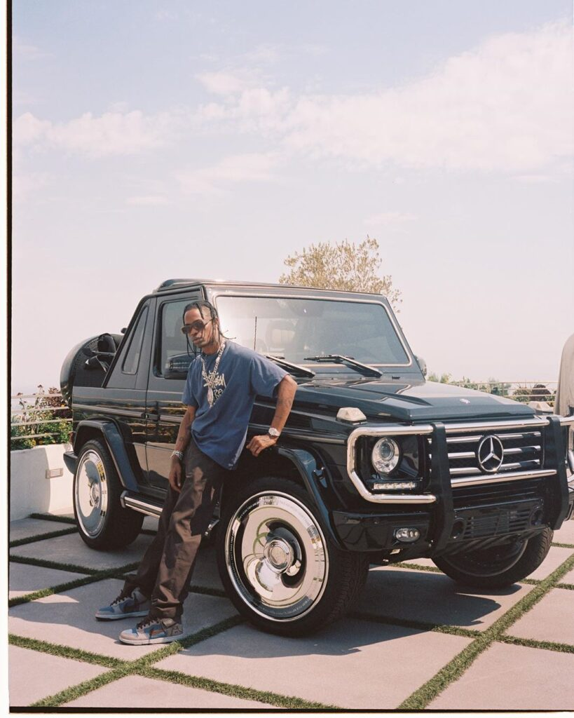 Travis Scott - Phone Number, Bio, House Address, Family