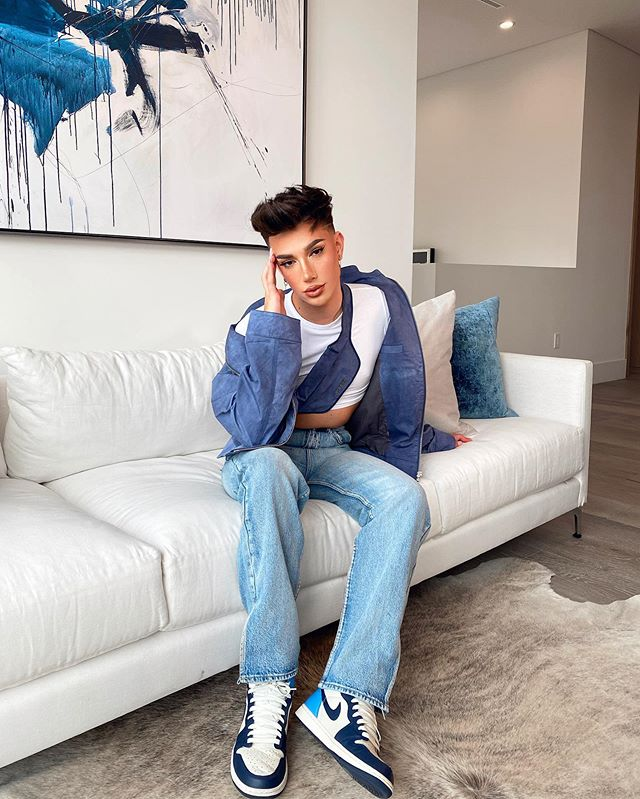 James Charles - Bio, Wiki, Contact Details, Phone Number, Address