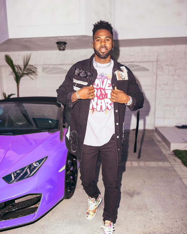 Jason Derulo contact, wiki, bio, phone number, email, house address and family